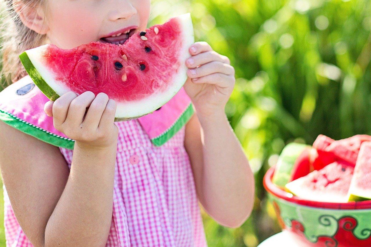 anak menjaga kesehatan