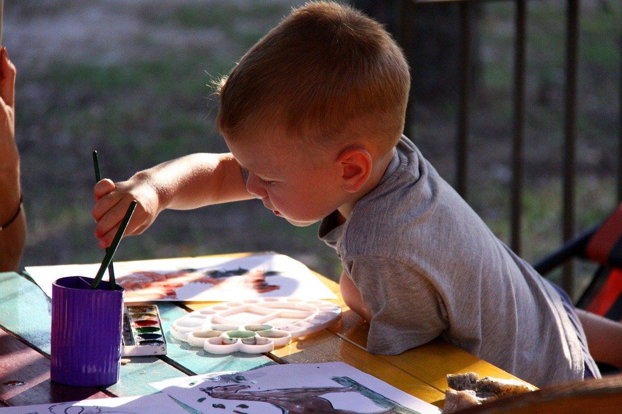mengembangkan bakat anak dengan berlatih