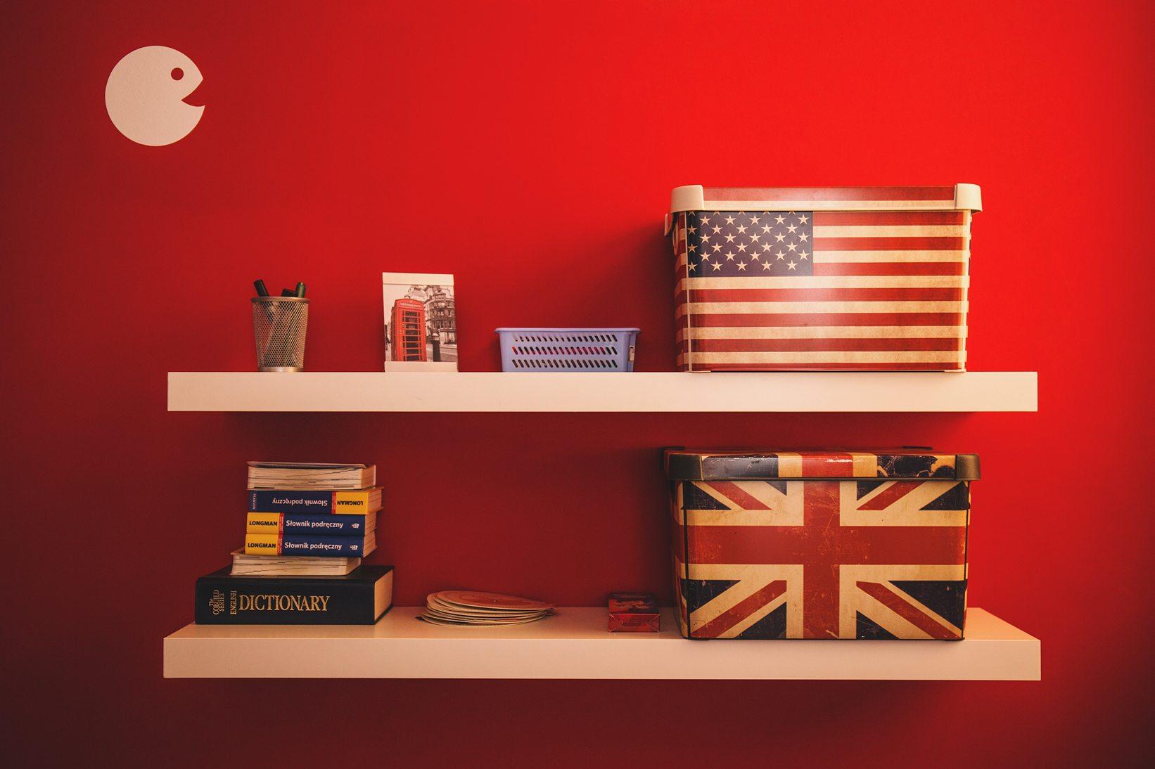 jago bahasa inggris dengan belajar british dan american english