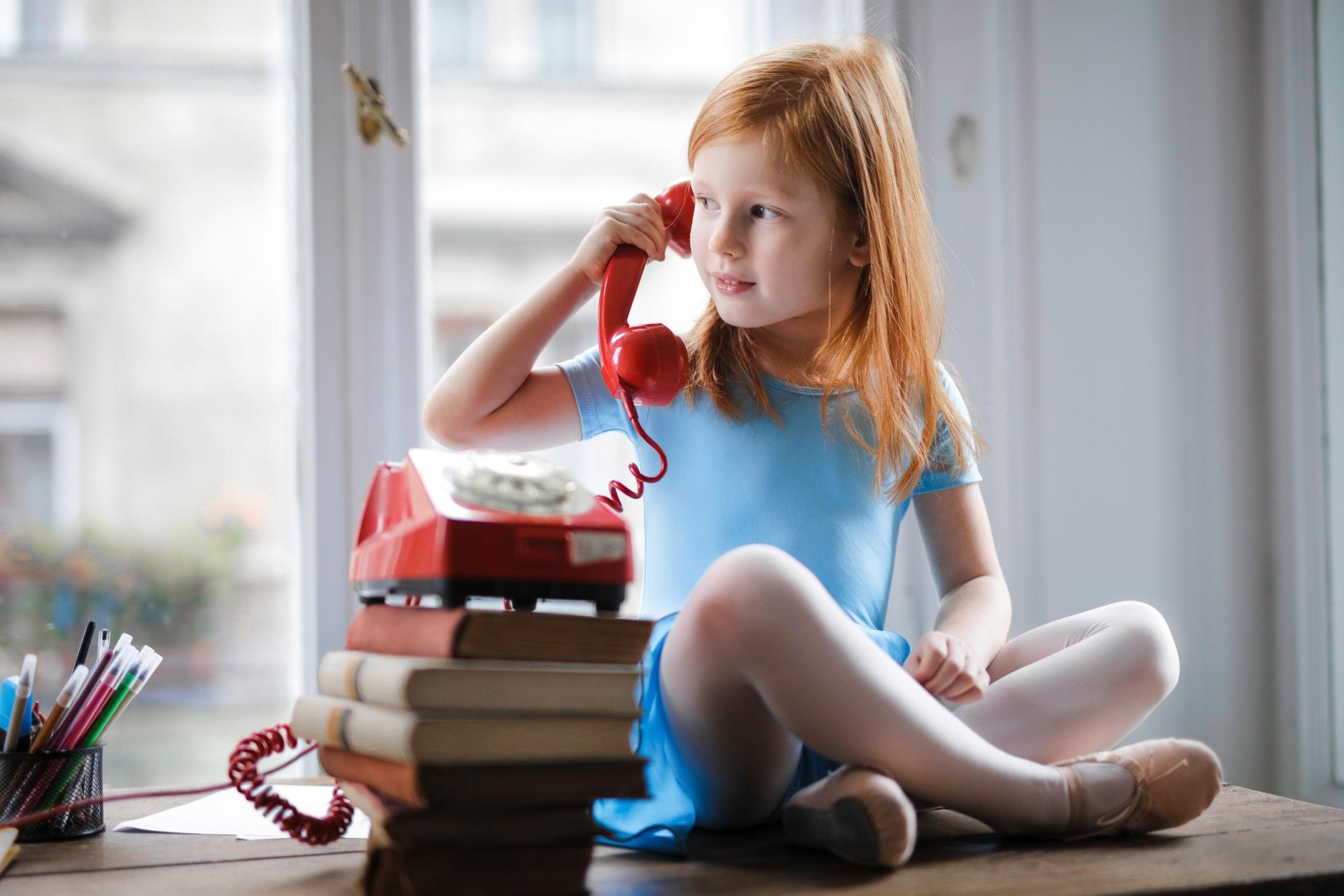 anak dalam komunikasi