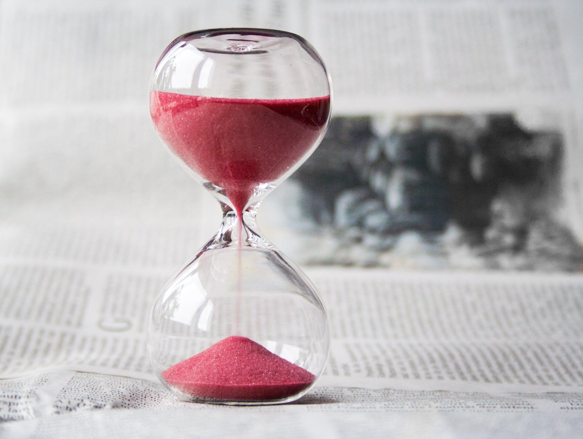 skill manajemen waktu