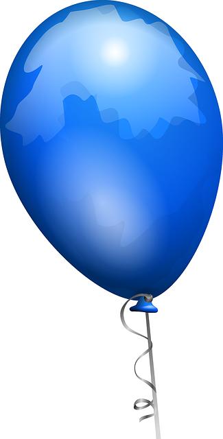 membuat balon