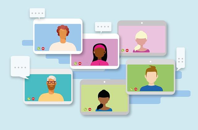 interaksi dalam blended learning