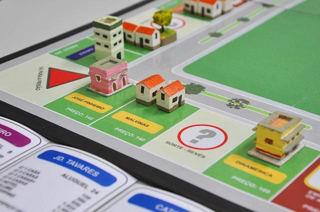 bermain monopoly