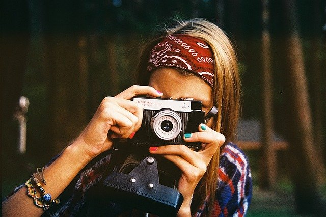 profesi hobi berfoto