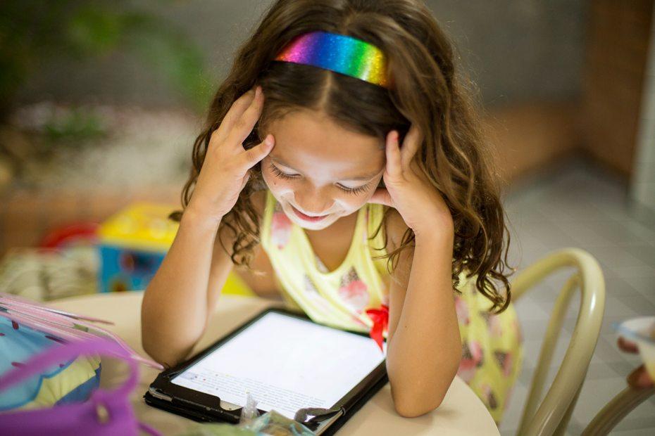 Gadget bikin anak mengalami kerusakan fisik
